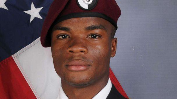PHOTO: Sgt. La David Johnson, 25, died from wounds sustained during enemy contact. He was assigned to 3rd Special Forces Group (Airborne) on Fort Bragg. (U.S. Army)