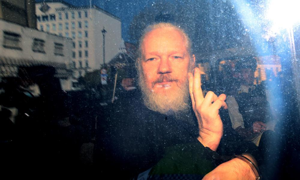 "<ul><li>WikiLeaks founder charged in 18-count DoJ indictment</li><li>Assange 'risked serious harm to US national security'</li></ul> <img alt=""WikiLeaks founder Julian Assange in London after his arrest last month. He faces a maximum sentence of 175 years in prison if convicted of all the US charges."" width=""1000"" height=""600""/>  <span>The WikiLeaks founder Julian Assange after his arrest in London last month. He faces a maximum sentence of 175 years in prison if convicted of all the US charges.</span> <span>Photograph: Jack Taylor/Getty Images</span>  <p>Julian Assange could face decades in a US prison after being charged with violating the Espionage Act by publishing classified information through WikiLeaks.</p> <p>Prosecutors announced 17 additional charges against Assange for publishing hundreds of thousands of secret diplomatic cables and files on the wars in Afghanistan and Iraq.</p> <p>Assange, 47, was previously <a rel=""nofollow"" href=""https://www.theguardian.com/media/2019/apr/11/julian-assange-charged-with-computer-hacking-conspiracy"">charged with working to hack</a> a Pentagon computer system, in a secret indictment that was unveiled soon after his arrest at Ecuador's embassy in London last month.</p> <p>""Assange's actions risked serious harm to United States national security to the benefit of our adversaries,"" the justice department said in a statement. Officials said the publication of secret files by WikiLeaks was ""one of the largest compromises of classified information in the history of the United States"".</p> <p>The WikiLeaks founder faces a maximum sentence of 175 years in prison in the US if convicted of all the charges against him.</p> <p>The new charges against Assange raise profound questions about the freedom of the press under the first amendment of the US constitution. They may also complicate Washington's attempts to extradite him from London.</p>  <blockquote> <p>These unprecedented charges demonstrate the gravity of the threat this poses to all journalists</p>  <cite>Barry Pollack</cite>  </blockquote>  <p>Barry Pollack, a lawyer for Assange in the US, said in a statement: ""These unprecedented charges demonstrate the gravity of the threat the criminal prosecution of Julian Assange poses to all journalists in their endeavor to inform the public about actions taken by the US government.""</p> <p>The charges were roundly condemned by press freedom advocates. The Reporters Committee for Freedom of the Press said the charges posed a ""dire threat"" to journalists publishing classified information in the public interest. The Freedom of the Press Foundation described the prosecution as ""terrifying"".</p> <p>The new indictment, approved on Thursday by a grand jury in Virginia, detailed how Assange and WikiLeaks published troves of documents that they received from Chelsea Manning, then a US army intelligence analyst.</p> <p>Some of the files were published by WikiLeaks in partnership with international news organisations <a rel=""nofollow"" href=""https://www.theguardian.com/world/the-war-logs"">including the Guardian</a>.</p> <p>Manning was convicted in 2013 under the Espionage Act for stealing classified records. She was released from a military prison in Kansas in May 2017 after serving seven years of a 35-year sentence. <a rel=""nofollow"" href=""https://www.theguardian.com/us-news/2017/jan/17/chelsea-manning-sentence-commuted-barack-obama"">Barack Obama granted Manning clemency</a> during his final days in office.</p> <p>The former army private is currently also behind bars after she was <a rel=""nofollow"" href=""https://www.theguardian.com/us-news/2019/may/16/chelsea-manning-jailed-again-as-she-refuses-to-testify-before-grand-jury"">returned to jail</a> last week for refusing to cooperate with a grand jury that is presumed to relate to the Assange proceedings. This is the second time Manning has been jailed for contempt of court for defying a grand jury; in addition, she is now being fined $500 for every day she declines to testify.</p> <p>Manning's lawyers and supporters argue that her captivity amounts to an unwarranted punishment. Grand juries are designed to assist prosecutors in deciding whether or not to bring an indictment, not in preparing for trial, and it is unclear why she is still being detained even though Assange has now been charged.</p> <p>Thursday's indictment said Manning had responded to public appeals from Assange in 2009 for people with access to classified information to leak it to WikiLeaks, violating their legal obligations to keep it secret.</p> <p>The two shared the objective of furthering WikiLeaks's mission as an ""intelligence agency of the people"" to ""subvert"" US laws by disclosing classified information to the public, according to the indictment.</p> <p>As they discussed the leak over online chats, prosecutors said, Assange ""knew, understood, and fully anticipated"" that Manning was illegally providing him with classified records ""containing national defense information of the United States.""</p>  <a rel=""nofollow"" title=""View Assange superseding indictment on Scribd"" href=""https://www.scribd.com/document/411275244/Assange-superseding-indictment#from_embed"">Julian Assange indictment</a> <a rel=""nofollow"" title=""View 's profile on Scribd""></a> on Scribd "">  <p>Prosecutors sharply criticised Assange on Thursday for releasing documents that contained the names of secret sources who provided intelligence to the US war efforts and to diplomats around the world.</p> <p>His conduct ""put the unredacted named human sources at a grave and imminent risk of serious physical harm and/or arbitrary detention,"" the prosecutors said, citing nine specific documents published by WikiLeaks that allegedly outed secret sources.</p> <p>Officials also noted that files seized during the US raid on Osama bin Laden's hideout in Abbottabad, Pakistan, in May 2011 included letters between the al-Qaida chief and a subordinate discussing material on the Afghanistan war published by WikiLeaks.</p> <p>Assange was charged on Thursday with conspiracy to receive national defense information, seven counts of obtaining national defense information and nine counts of disclosing national defense information. He was previously charged with conspiracy to commit computer intrusion.</p> <p>He is currently imprisoned in the UK after being convicted of breaching the terms of his bail by fleeing in 2012 to Ecuador's embassy in London, where he remained for more than six years.</p> <p><em>Ed Pilkington contributed reporting</em></p><img width=""1"" height=""1""/>"
