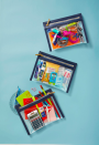"""<p>Keep pre-made kits in your car, so you always have what you need. Fill one with tech needs like spare chargers and batteries, one with first aid necessities, and another with homework helpers like a calculator and extra pens and pencils. </p><p><strong>RELATED: </strong><a href=""""https://www.goodhousekeeping.com/life/parenting/g27532924/bento-box-lunches/"""" rel=""""nofollow noopener"""" target=""""_blank"""" data-ylk=""""slk:These Creative Bento Box Lunches Will Make Your Kid the Envy of the Cafeteria"""" class=""""link rapid-noclick-resp"""">These Creative Bento Box Lunches Will Make Your Kid the Envy of the Cafeteria</a></p>"""