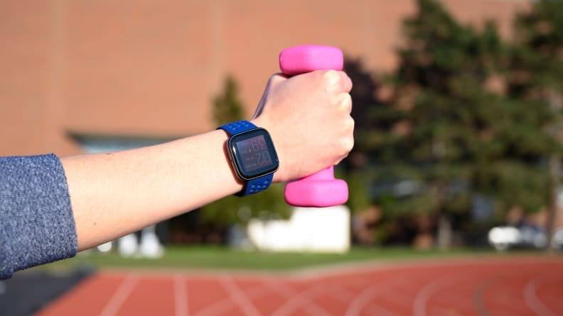 This Fitbit is one of our favorite smartwatches.