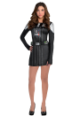 """<p>They do say the Dark Side is seductive, but <a rel=""""nofollow noopener"""" href=""""http://www.partycity.com/product/darth+vader+long+sleeve+dress+star+wars.do?sortby=ourPicks&navSet=110777"""" target=""""_blank"""" data-ylk=""""slk:this micromini"""" class=""""link rapid-noclick-resp"""">this micromini</a> is taking things a little too far.<br>(Photo: Partycity.com) </p>"""