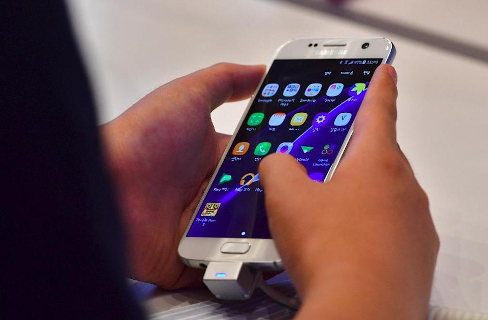 Elliott's proposal comes at a difficult time for Samsung, in the midst of a global recall of around 2.5 million Galaxy Note 7s (AFP Photo/Jung Yeon-Je)