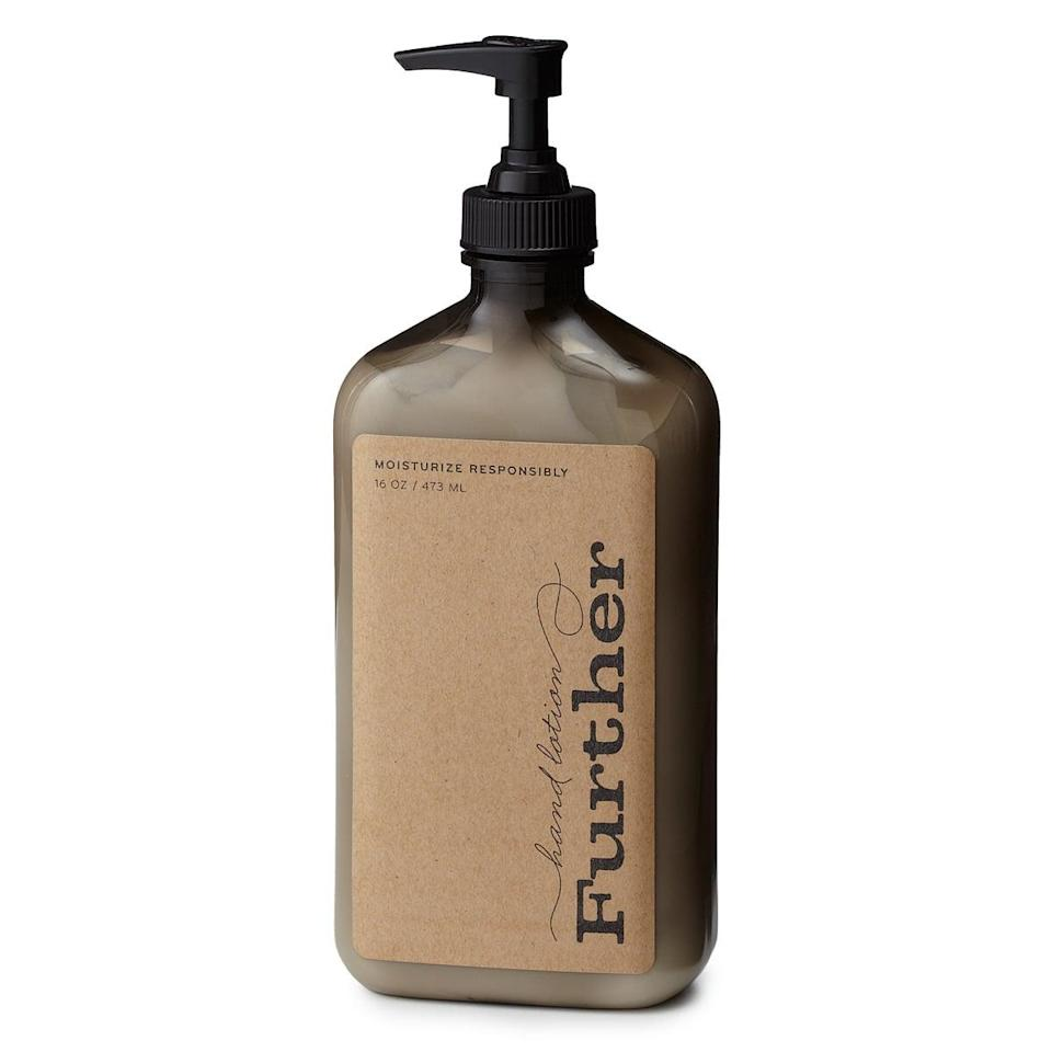"<p>An eco-conscious guy would love the fact that <span>this lotion</span> ($17) is made from the glycerin produced from <a class=""link rapid-noclick-resp"" href=""https://www.popsugar.com/DIY"" rel=""nofollow noopener"" target=""_blank"" data-ylk=""slk:DIY"">DIY</a> bio-diesel distilling. </p>"
