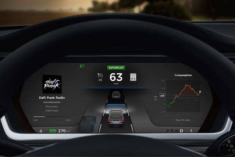 Stop using 'Autopilot' in your car ads, Germany tells Tesla