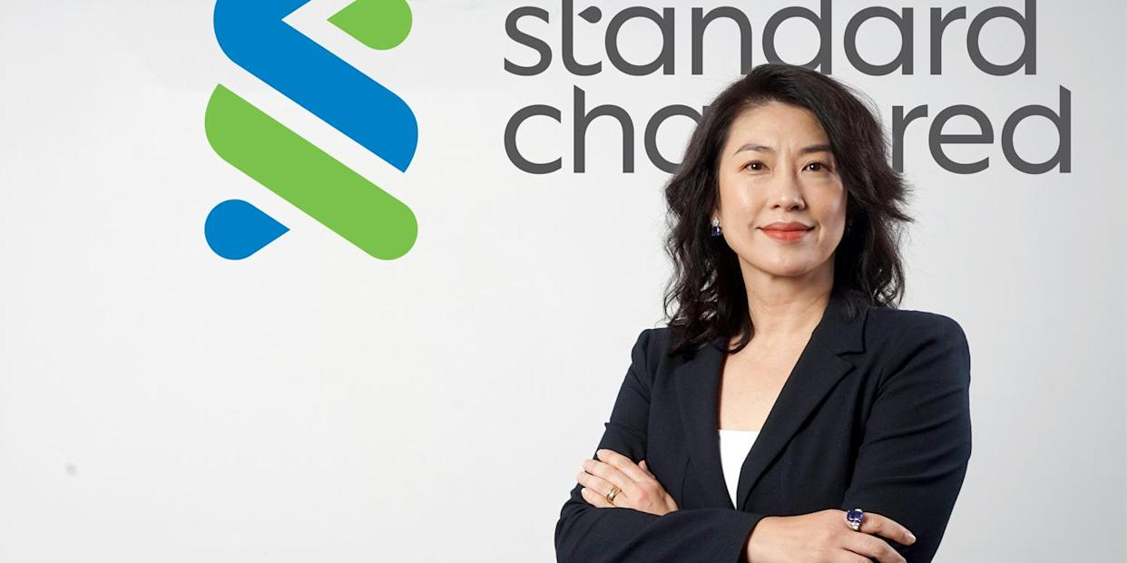 Michele Wee, CEO, Standard Chartered Bank Vietnam