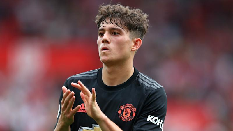 'Don't be afraid to speak out' – Man Utd's James urges more people to open up on mental health issues