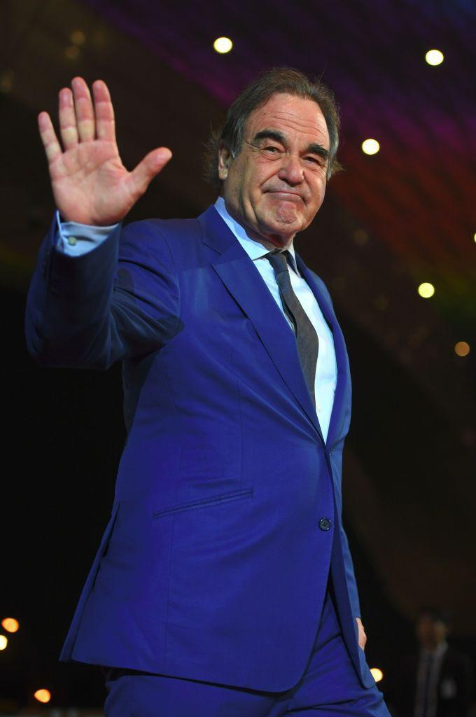 Oliver Stone is now being accused of inappropriate behavior too. (Photo: JUNG Yeon-Je/AFP/Getty Images)
