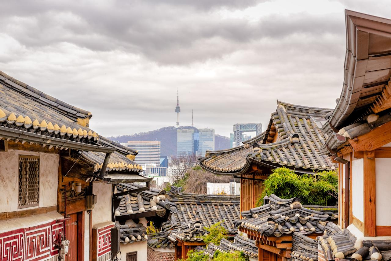 """<p><strong>1 USD = 1,188.78 KRW</strong></p> <p>After reaching an all-time high in September of 2019, the South Korean won has remained steadily strong into the early months of 2020. While other travelers head to the popular tourism destinations of <a href=""""https://www.cntraveler.com/story/how-to-spend-72-hours-in-seoul?mbid=synd_yahoo_rss"""">Seoul</a>, <a href=""""https://www.cntraveler.com/story/why-you-shouldnt-overlook-busan-south-koreas-edgy-second-city?mbid=synd_yahoo_rss"""">Busan</a>, and <a href=""""https://www.cntraveler.com/galleries/2014-12-25/a-guide-to-island-hopping-in-south-korea-jeju-geoje?mbid=synd_yahoo_rss"""">Jeju Island</a>, we have our eyes set on another city: <a href=""""https://www.cntraveler.com/gallery/best-places-to-go-in-2020?mbid=synd_yahoo_rss"""" target=""""_blank"""">Mokpo</a>, located in the Jeolla region at the southern tip of the peninsula. The port city offers some of the most interesting dining in the country, and specialty dishes like hongeo (a naturally fermented, extremely pungent skate-fish dish) attracts food lovers from around the world.</p>"""