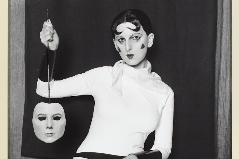 Behind the mask: Gillian Wearing's Me As Cahun Holding A Mask Of My Face