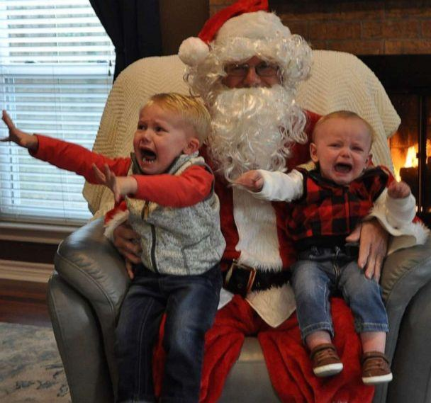 PHOTO: Holiday Photo Bloopers ( Melissa Miller)