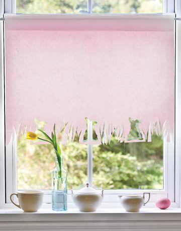 """<p>These subtle and adorable window shades are the perfect way to add some Easter charm to your home. </p><p><strong><em>Get the tutorial at <a href=""""https://www.countryliving.com/diy-crafts/how-to/g321/craft-window-0407/"""" rel=""""nofollow noopener"""" target=""""_blank"""" data-ylk=""""slk:Country Living"""" class=""""link rapid-noclick-resp"""">Country Living</a>. </em></strong></p>"""
