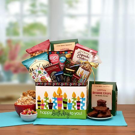 It's Your Birthday! Birthday Gift Box