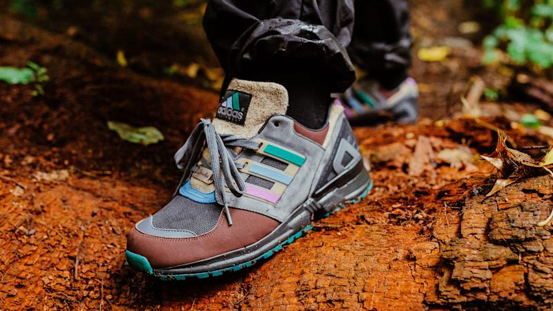 271bf46110fd73 Adidas and Packer Shoes Are Taking Their Latest Collab Outdoors