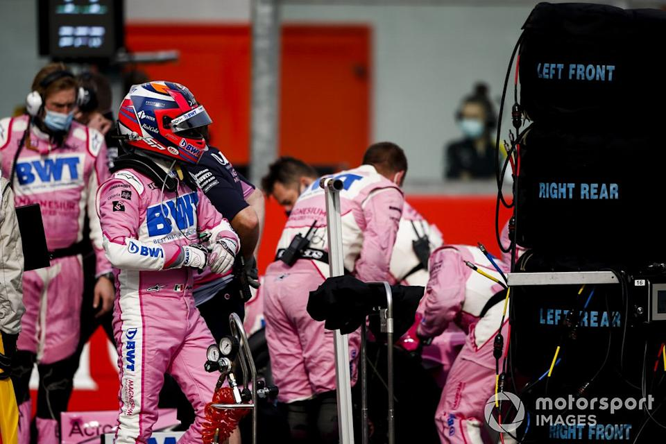 """Sergio Pérez, Racing Point<span class=""""copyright"""">Andy Hone / Motorsport Images</span>"""