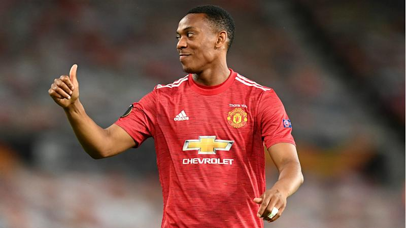 Man Utd star Martial credits Solskjaer faith and increased game time for stellar form