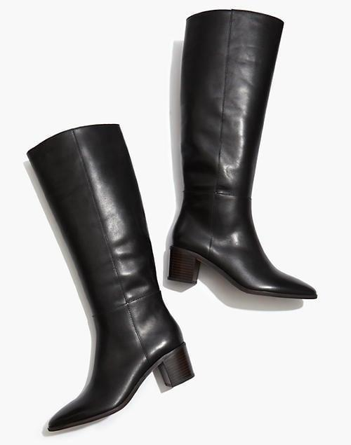 <p>Pair <span>The Carlotta Tall Boots</span> ($200, originally $298) with a flowy maxi dress.</p>
