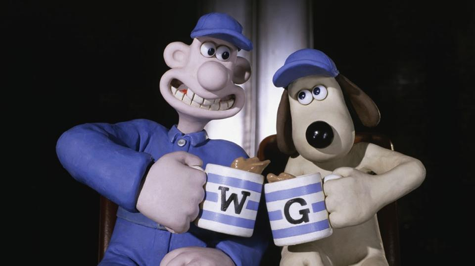 'Wallace and Gromit: The Curse of the Were-Rabbit'. (Credit: Aardman)