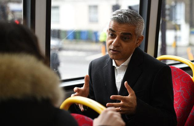 London Mayor Sadiq Khan speaks out about racist abuse