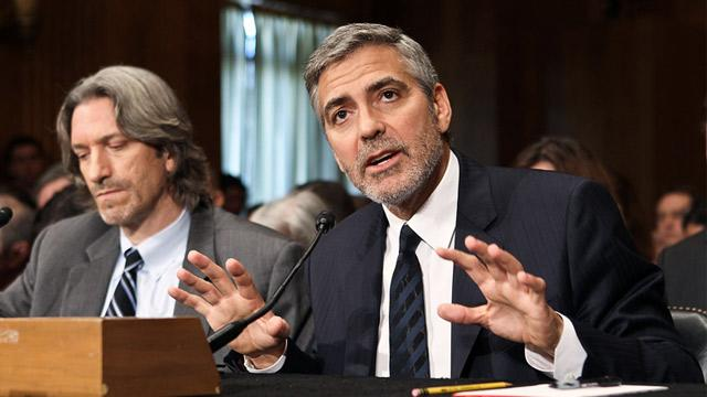 George Clooney Arrested at Sudanese Embassy