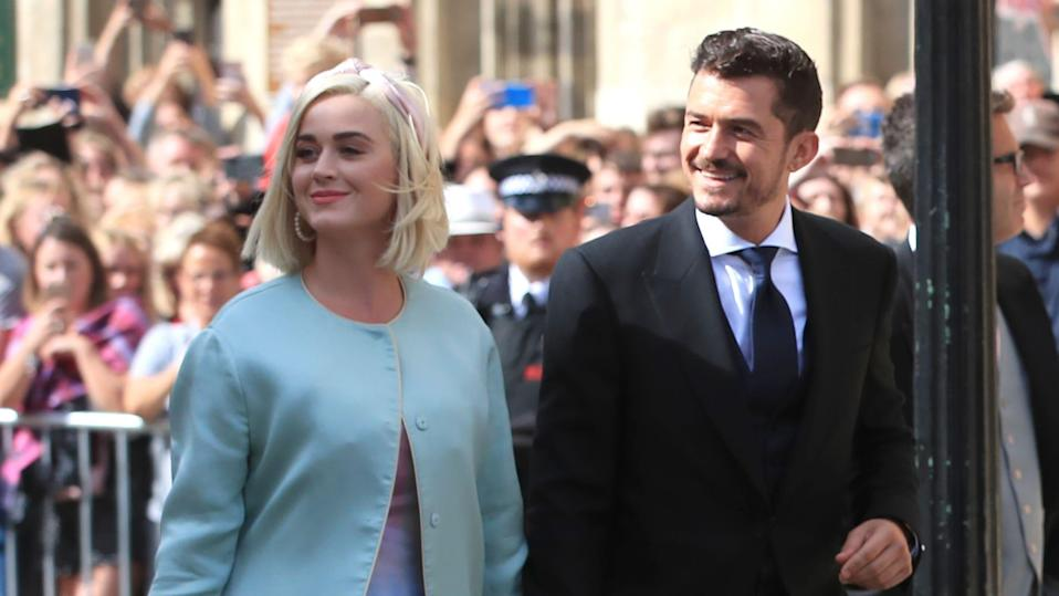 Katy Perry Shares Sweet Birthday Message For Fiance Orlando Bloom