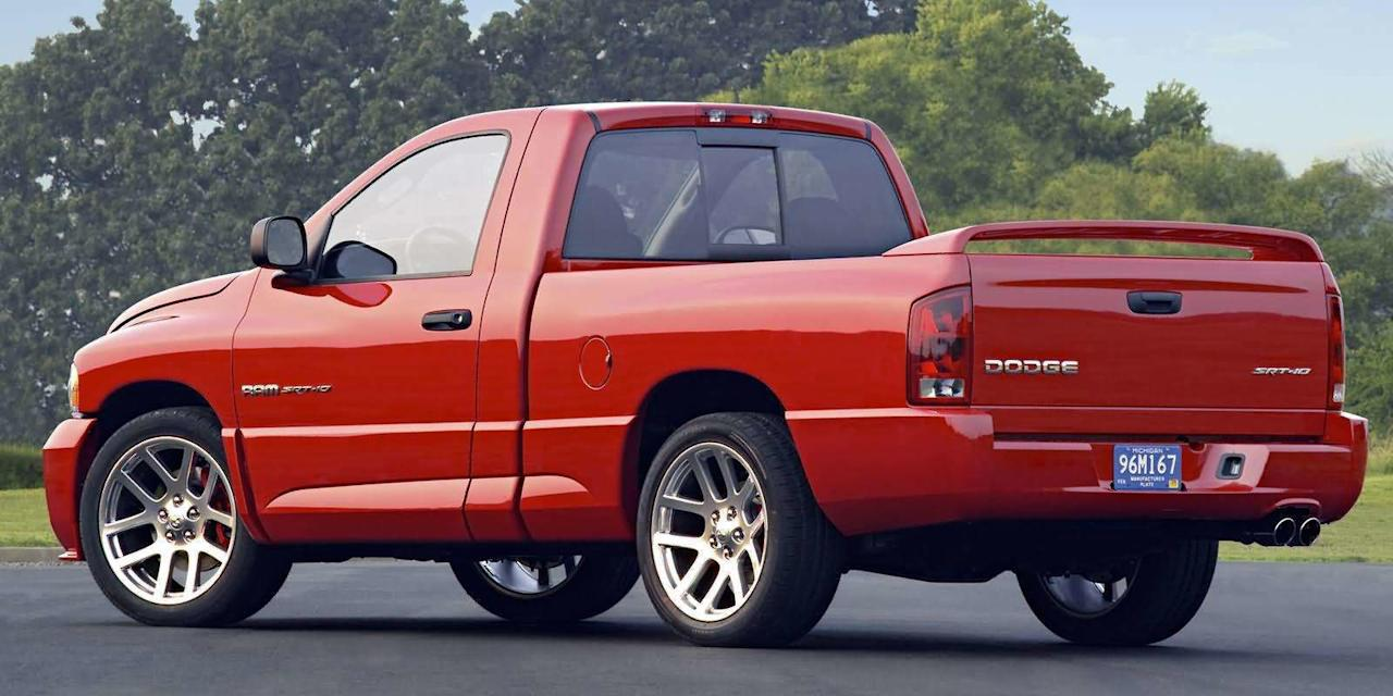 ten of the most outrageous pickup trucks ever produced. Black Bedroom Furniture Sets. Home Design Ideas