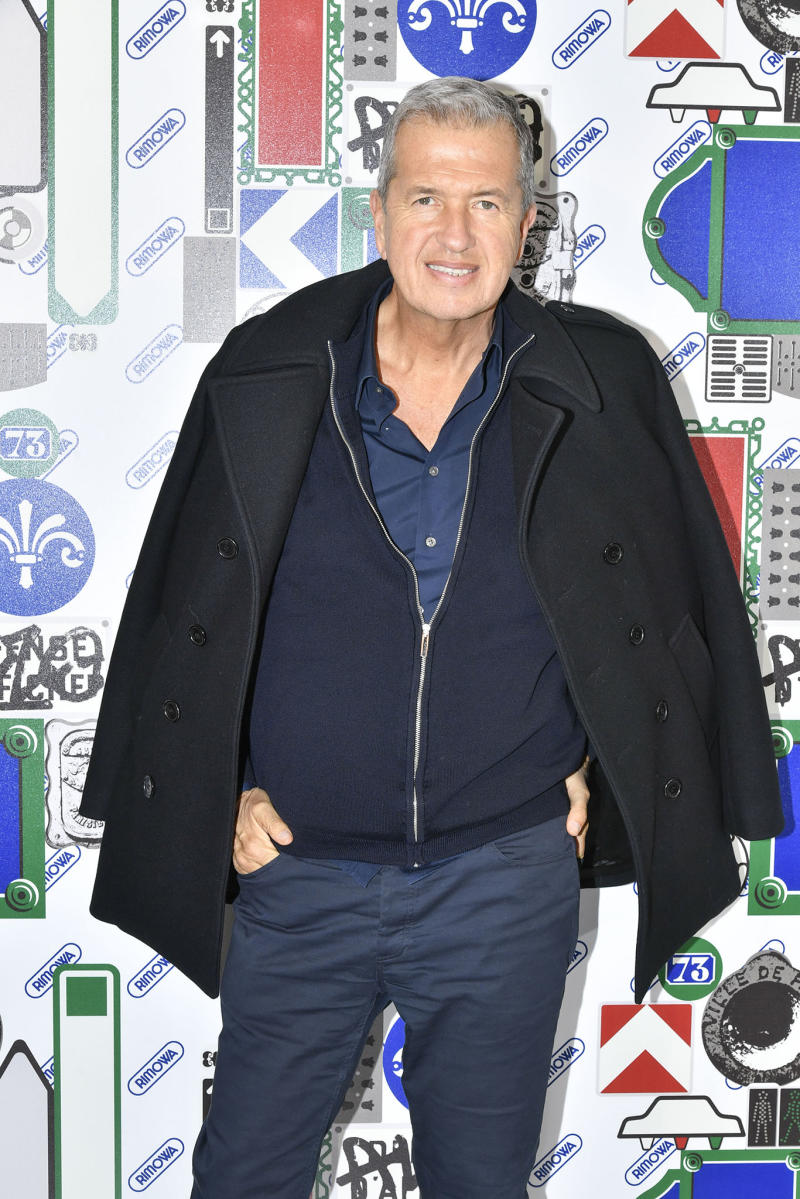 Mario Testino's Agency to Open in New York, With Help From a Vogue Veteran