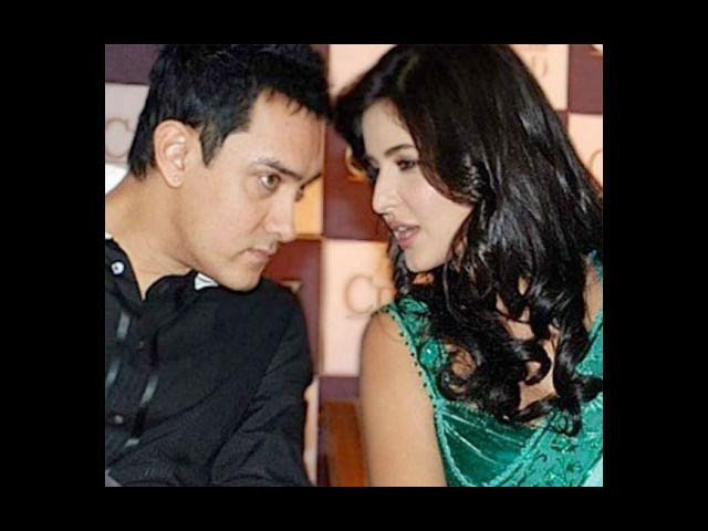 <b>1. Aamir Khan and Katrina Kaif in Dhoom 3<br><br> </b>Arguably the most awaited film this year, 'Dhoom 3' will have Aamir Khan paired opposite Katrina Kaif for the first time. They'll be seen playing negative roles in the film while Abhishek Bachchan and Uday Chopra, like the first two instalments, will be seen playing the good guys. Directed by Vijay Krishna Acharya, the movie is scheduled for a Christmas 2013 release.