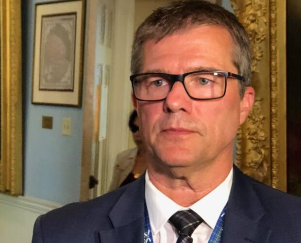 MacLean is CEO of the Workers' Compensation Board of Nova Scotia. New numbers show there were far fewer claims filed for time lost on the job last year, but a jump in the length of time workers were off with an injury.