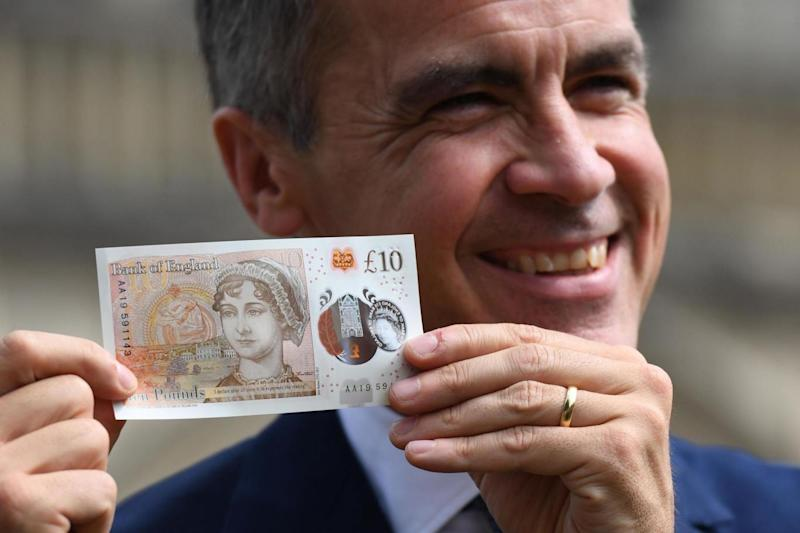 Governor of the Bank of England, Mark Carney (PA)