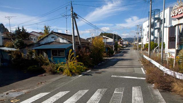 Japan's Nuclear Exclusion Zone Shows Few Signs of Life