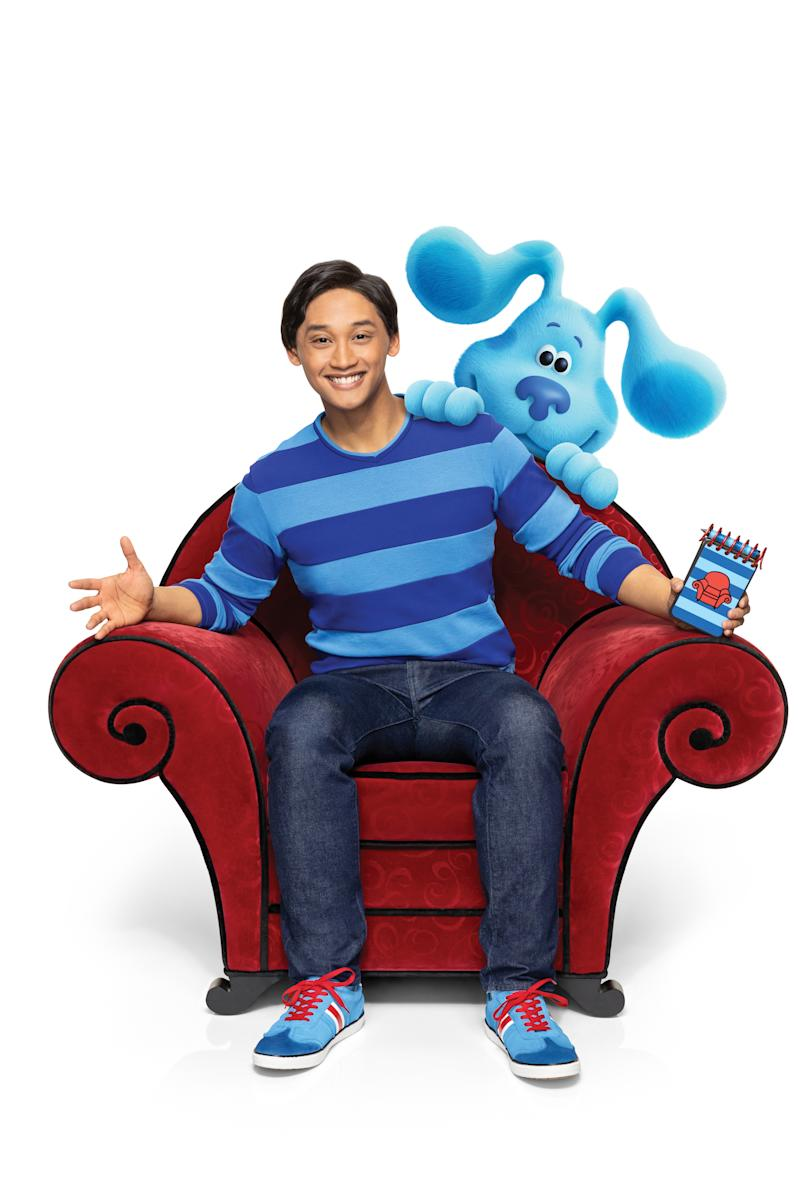 Nickelodeon Greenlights Second Season of Blue's Clues & You! as Series Debuts at Number One