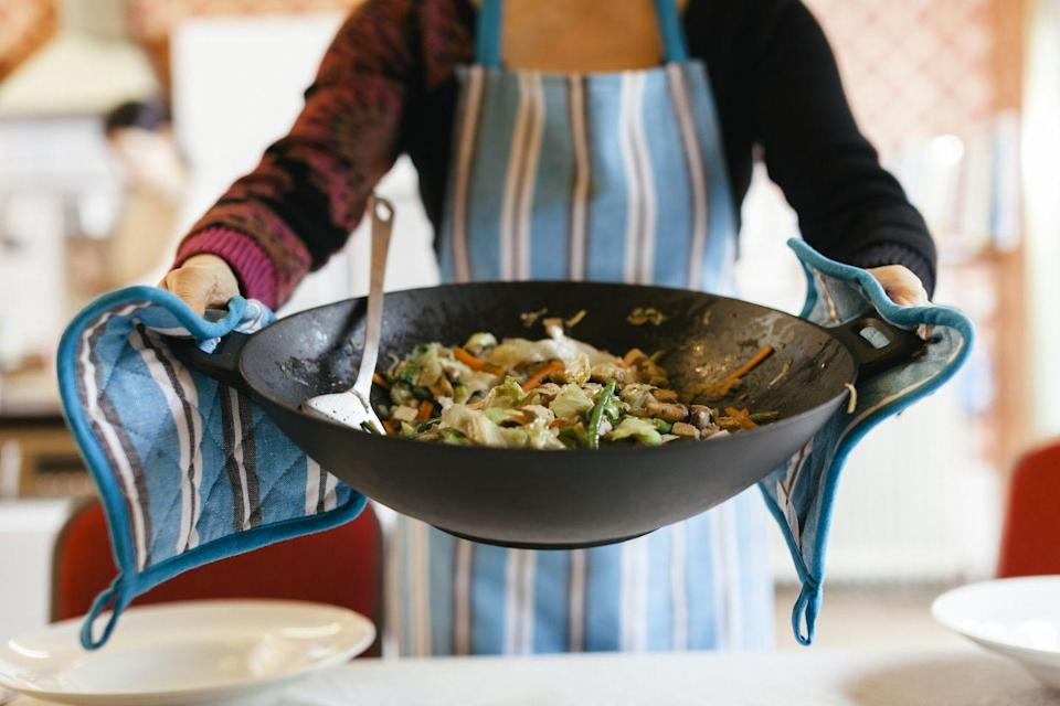 <p>When you overcook your fresh produce, it becomes mushy, stringy, and really soggy. Doesn't sound too appetizing, does it? Keep an eye on your veggies while cooking them and check them often. You want them to be soft enough to eat, but never mushy. When roasting or air frying, you want to get the right amount of crispy burnt edges without completely drying out your veggies. </p><p>Remember that root vegetables like parsnips, carrots, yams, and beets will take longer to cook than more watery vegetables like asparagus, zucchini, spinach, or broccoli. </p>