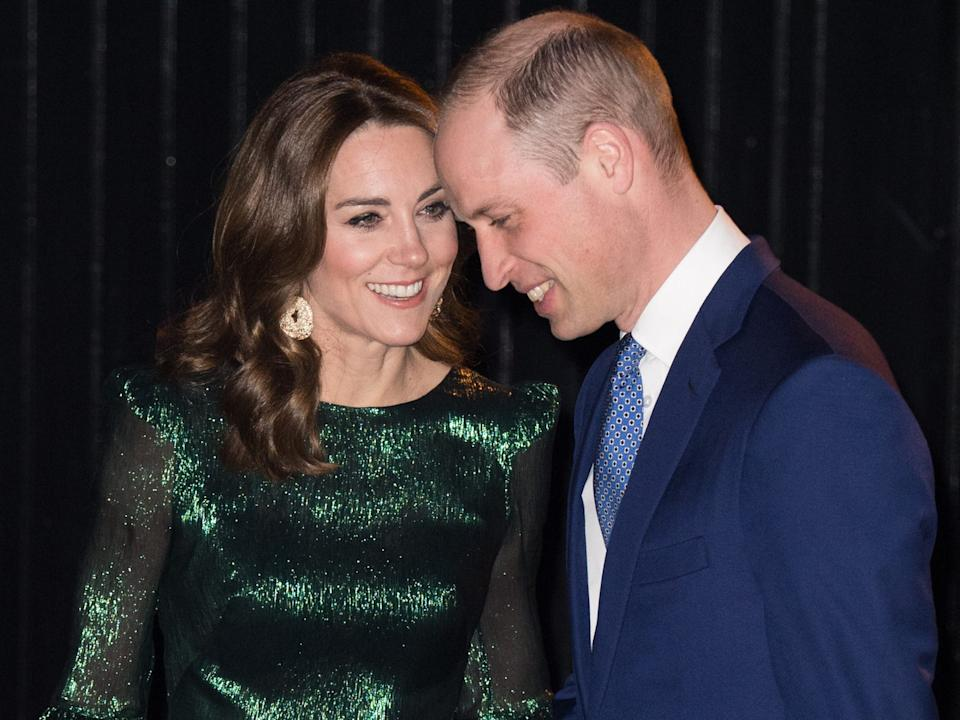 kate and william dublin visit