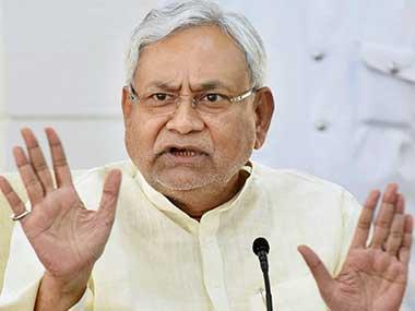 Nitish Kumar condemns Pragya Singh Thakur's Godse remark, says 'won't tolerate' any statement supporting Mahatma's assassin