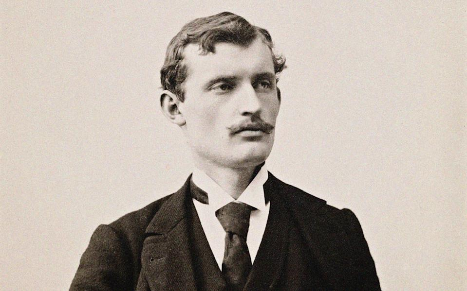 Edvard Munch in 1889 - Heritage Images