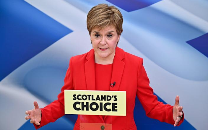 Scottish independence would make Brexit look like a walk in the park - Reuters