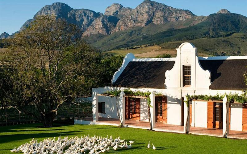 The Babylonstoren wine farm in South Africa makes such an impression on visitors that it can transform the way they live back home.