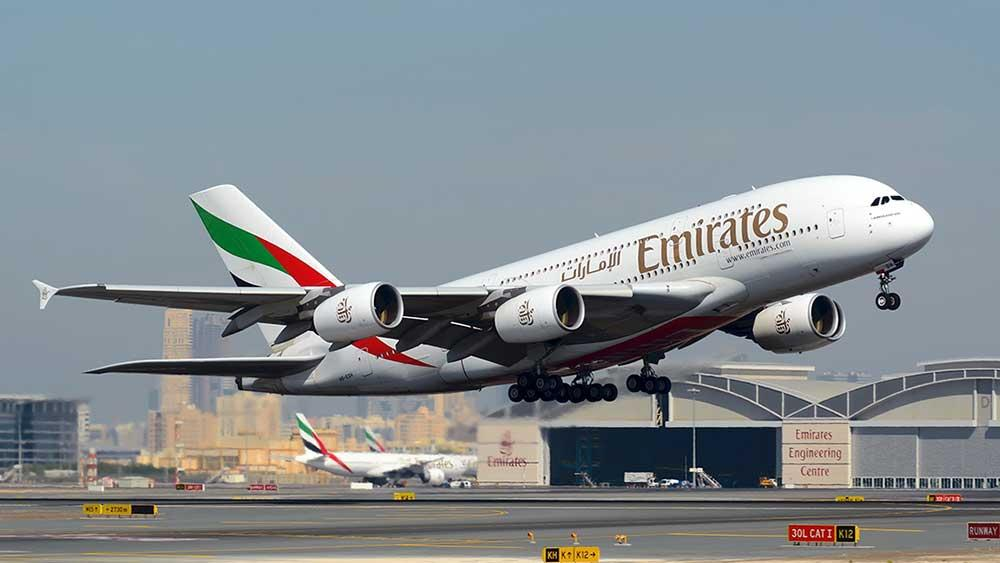 "Emirates expressed concern about the narrow scope of the U.S.' in-flight ban on large electronic devices and cited ""difficulties at U.S. entry points""."