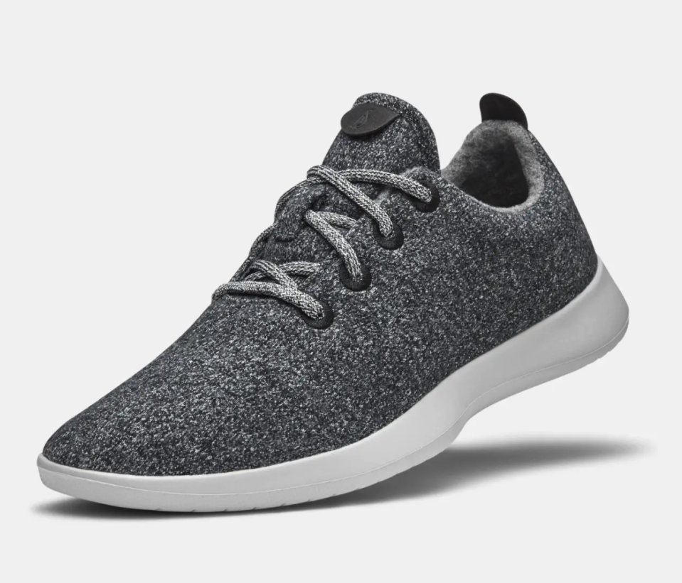 """<p><strong>Allbirds</strong></p><p>allbirds.com</p><p><strong>$95.00</strong></p><p><a href=""""https://go.redirectingat.com?id=74968X1596630&url=https%3A%2F%2Fwww.allbirds.com%2Fproducts%2Fmens-wool-runners&sref=https%3A%2F%2Fwww.goodhousekeeping.com%2Fholidays%2Fvalentines-day-ideas%2Fg3077%2Fvalentines-day-gifts-for-him%2F"""" rel=""""nofollow noopener"""" target=""""_blank"""" data-ylk=""""slk:Shop Now"""" class=""""link rapid-noclick-resp"""">Shop Now</a></p><p>A perfect day-to-night shoe, these wool runners, which have been called """"the world's most comfortable shoe"""" by Allbirds, are easy to dress up or down. Once they've seen better days, he can stick them straight into the washer for an instant refresh.</p>"""