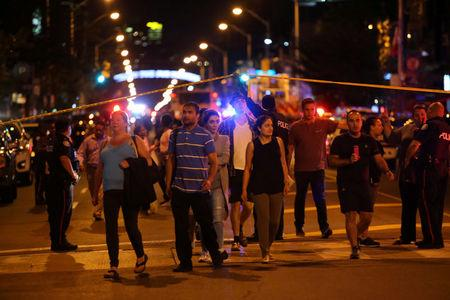 MASS SHOOTING in Toronto, Canada leaves multiple people hospitalised
