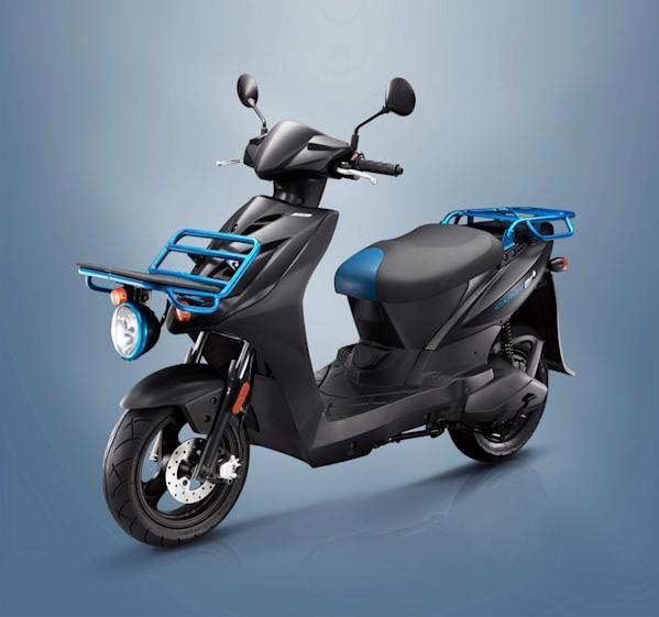 KYMCO Agility Carry-2