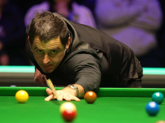 O'Sullivan moved level with Steve Davis and Ray Reardon with a sixth world title (PA)