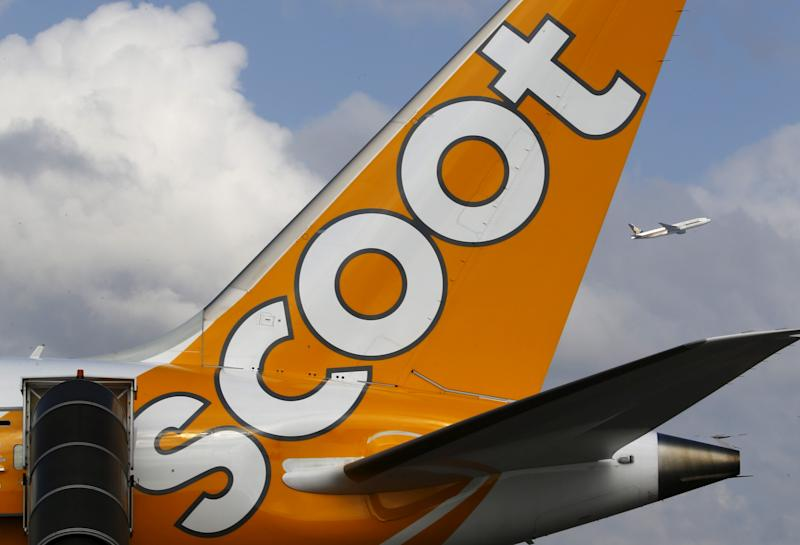 Scoot to move operations from Changi Airport T2 to T1 in 2019