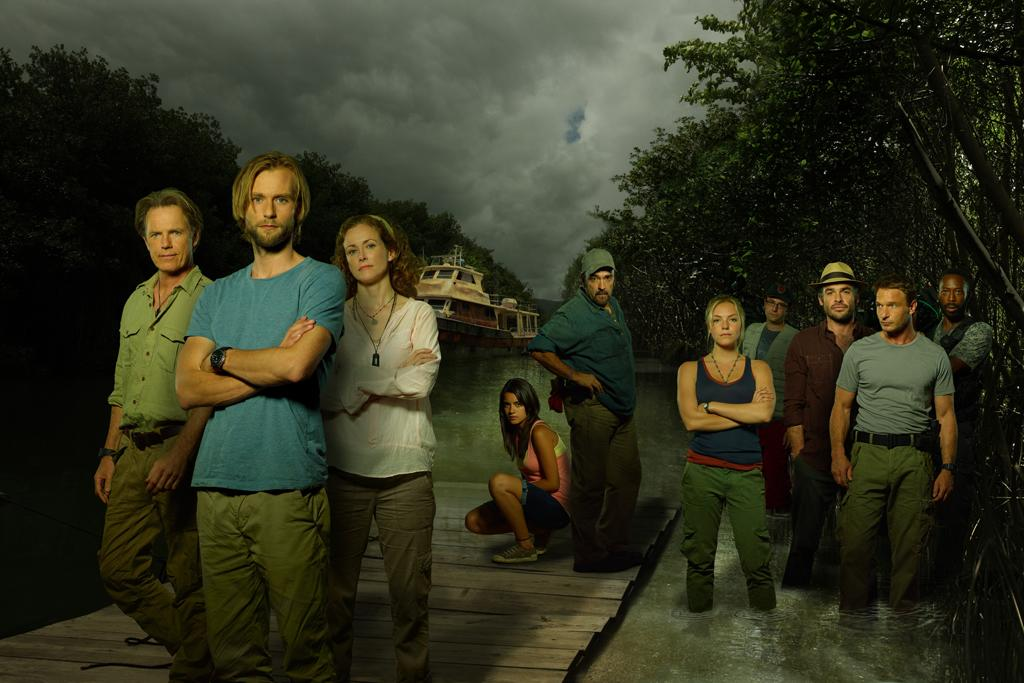 """<b>""""The River""""</b> (ABC)<br>Wrapped March 20; aired Tuesdays at 9 PM<br><br><b>The Good News:</b> Word is that producers are trying to find a new home for the show -- and it's a lot less expensive than """"Terra Nova,"""" which also sought out (but failed) to score an afterlife elsewhere after Fox canceled it.<br><br><b>The Bad News:</b> When it comes to dramas that work on ABC, it's all about targeting women: """"Grey's Anatomy,"""" """"Revenge,"""" """"Castle,"""" """"Desperate Housewives,"""" """"Private Practice,"""" """"GCB."""" Horror? Not so much. And those viewers who did sample the show's premiere, about an expedition to find a lost explorer, quickly rejected the experimental shaky-cam found-footage mystery. Just under 4 million tuned in to the finale."""