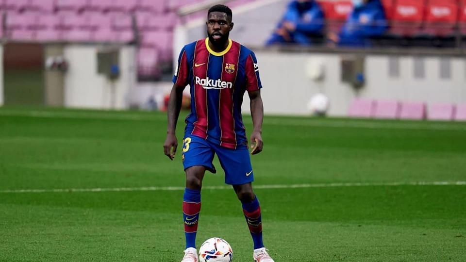 Umtiti | Quality Sport Images/Getty Images