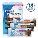 <p>Like to switch up your protein bar flavors? Us too, which is why we're so excited about the <span>Pure Protein Bar Variety Pack</span> ($16, originally $40, for 18).</p>