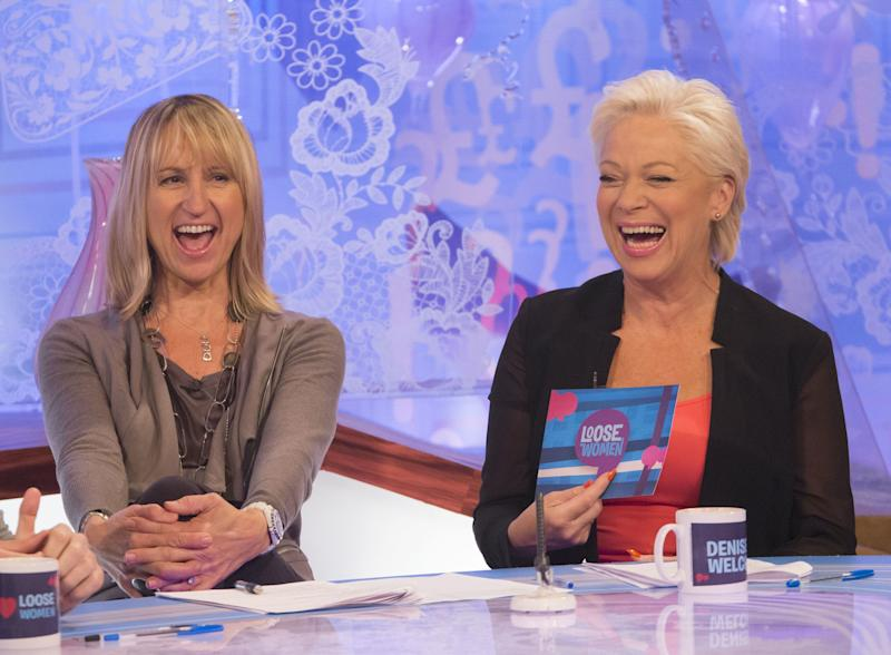 Loose Women staples Carol McGiffin and Denise Welch departed the show on acrimonious terms back in 2013, amid a change of top boss. <br /><br />They later hit out at the show when they were 'airbrushed' out of the series' 18th birthday celebrations in 2017, both taking to Twitter to air their upset.<br /><br />Interestingly, both Carol and Denise have since returned to Loose Women, and are still regularly featured on the panel.