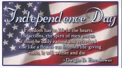 Happy Declaration of Independence Day!
