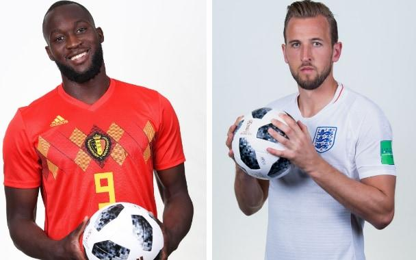 It looks to be Romelu Lukau vs Harry Kane for the golden boot - Getty Images