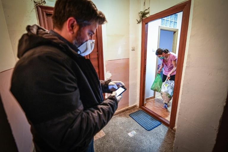 Romania has so far recorded 158 coronavirus infections and, like millions across Europe, Romanians are largely staying at home for fear of spreading or contracting the virus